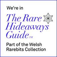 Rare Hideaways Guide - Welseh Rarebit Collection